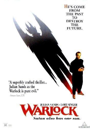 Warlock Movie Poster Puzzle Fun-Size 120 pcs