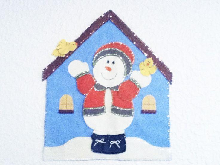 Frosty en casa