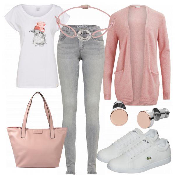 Lena Damen Outfit - Komplettes Freizeit Outfit günstig kaufen    FrauenOutfits.de dd1d1bc084