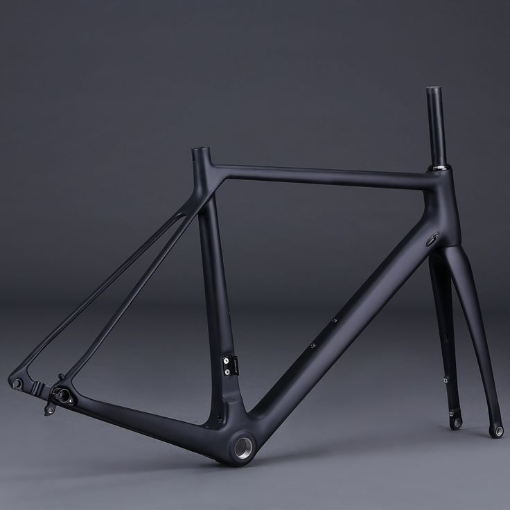 Cheap road bike frame, Buy Quality bike frame directly from China road bike disc frame Suppliers: 700C Carbon Fiber Flat Mount Disc Brake Road Bike Frame with Seatpost and Fork UAM Official Store Outdoor Sports FM079-F