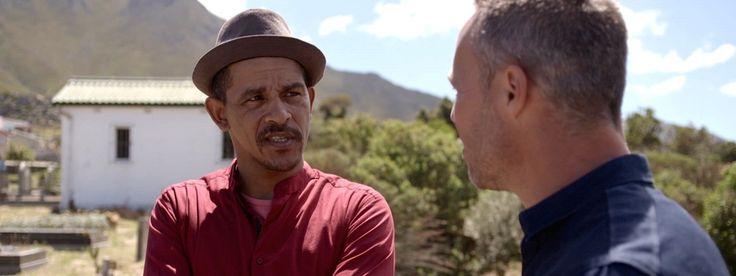 'Goede Hoop', een zevendelige documentaireserie over de rol van Nederland in de Zuid-Afrikaanse geschiedenis.