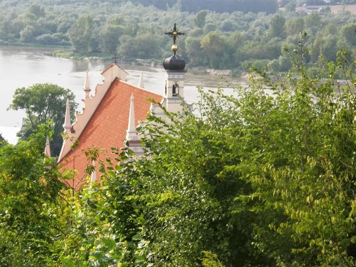 Góra Trzech Krzyży - Kazimierz Dolny (woj. lubelskie, pow. puławski, gm. Kazimierz Dolny)