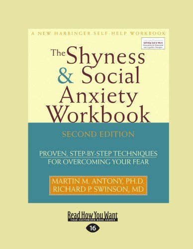 180 best social work reads images on pinterest social work book the shyness social anxiety workbook proven step by step techniques for fandeluxe Images