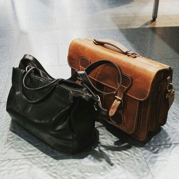 Portföljer och handväskor på - www.monarchy.se