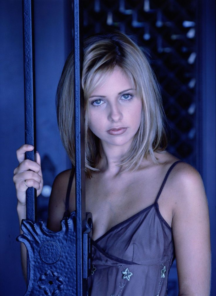 Buffy the Vampire Slayer Season 2 promo