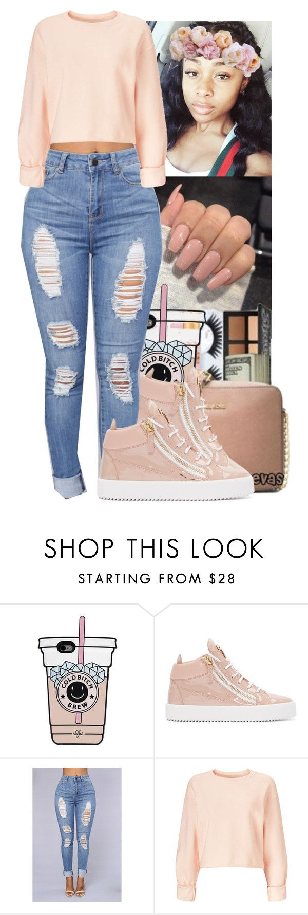 """Young Thug ~ Amazing (Ft. Jacquees)"" by jasmine1164 ❤ liked on Polyvore featuring Giuseppe Zanotti and Miss Selfridge"