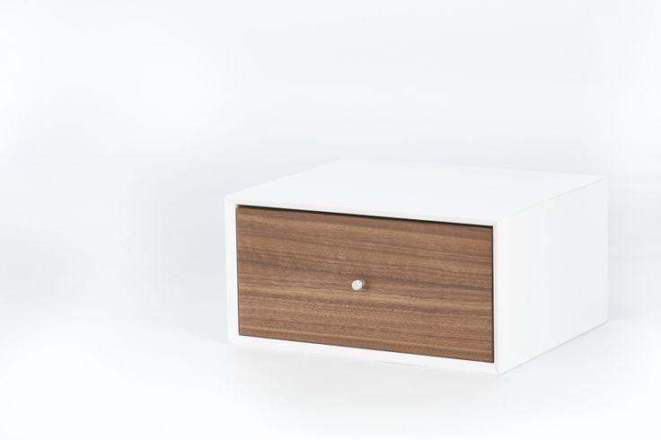 The Box Modul Lav 1 Skuffe 39cm - Soveromsbutikken Sengemakeriet Trondheim