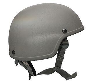 Enhanced Combat Helmet (United States) - Wikipedia, the free encyclopedia