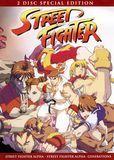 Street Fighter Alpha 2 Pack [DVD], ZM5069