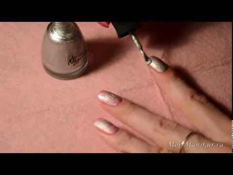Видео-обзор: Лак кракелюр или трескающийся лак