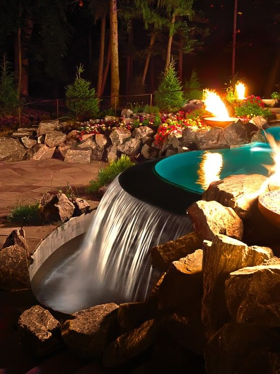 Swimming Pools Design | Inground Pool Design | Pools and Landscaping