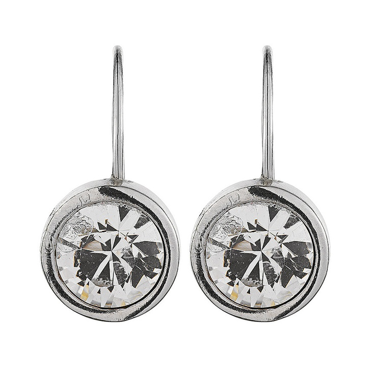 Dyrberg Kern Crystal Louise Drop Earrings
