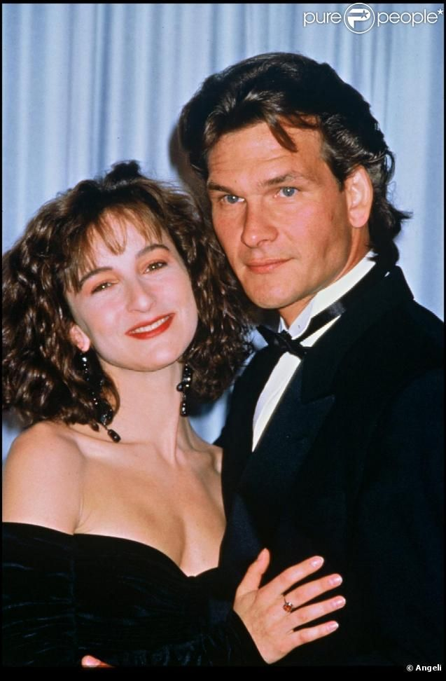 "Jennifer Grey and Patrick Swayze | Dirty Dancing ""love ..."