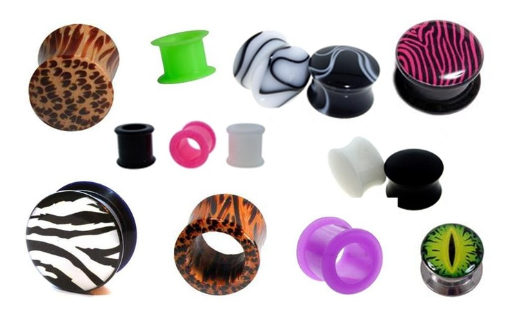 New collection of wood, silicone and acrylic plugs/tunnels available now in Pulp Manchester and Pulp Milton Keynes.  They range from3mm-20mm    Acrylic/Silicone - £4-£6    Wood - £6-£9    Don't forget we have a piercing studio in MK open 12pm – 4pm every Saturday and Sunday. ID required (passport, driving license/provisional only) for every piercing and must be over the age of 16.