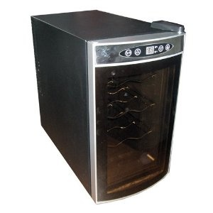 Koolatron WC08 Thermoelectric 8-Bottle Countertop Wine Cellar (Kitchen)