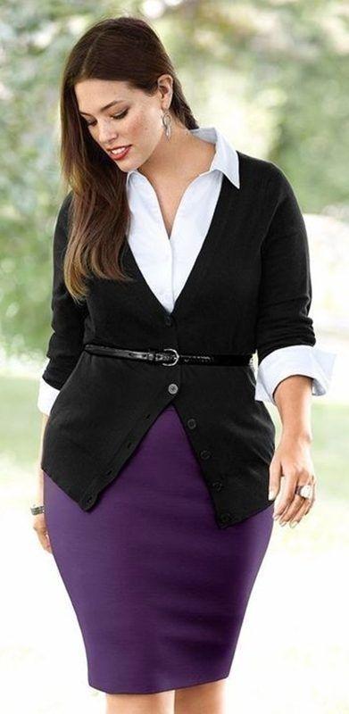 cardigan to work – plus size #Cardigan #size #Work