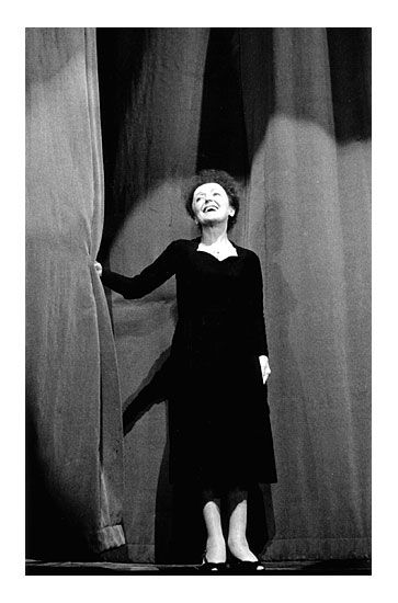 Édith Piaf à l'Olympia, Paris