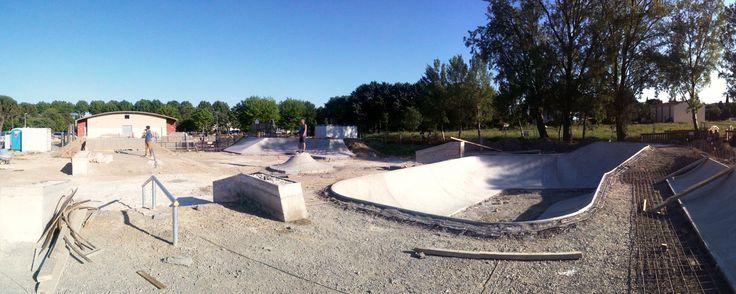PLAY Skateshop et l'association Capestanaise Dream Ride vous invitent à l'inauguration du nouveau skatepark de Capestang le 21 juin 2015. En attendant la fin des travaux qui validera cette date et si vous souhaitez en savoir plus sur les activités prévues pour cette journée, vous pouvez suivre l'évènement sur Facebook en cliquant sur ce lien: https://www.facebook.com/events/1617568408490330/