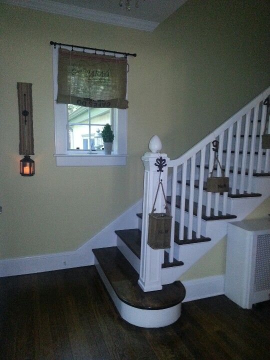 Best I Would Like To Round Off My Bottom Step Foyer 400 x 300