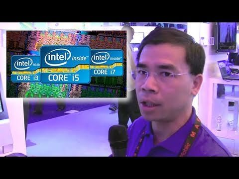 Intel Quick Sync Video Demo - Intel Sandy Bridge = Fastest Video Encoding