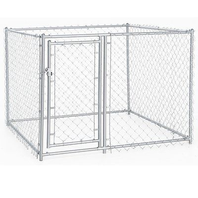 Fences and Exercise Pens 20748: Chain Link Dog Kennel – Lucky Dog Outdoor Heavy Duty Pet Kennel – This Pet Cage -> BUY IT NOW ONLY: $176.7 on eBay!
