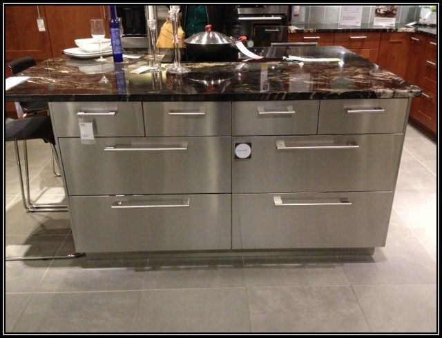 Great Stainless Steel Kitchen Island Ikea