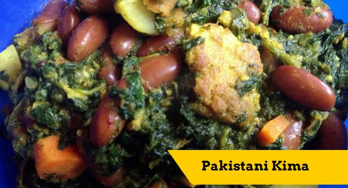 Enjoy this delicious Pakistani Kima dish - modified to fit a vegan lifestyle. It's much more heart-healthy and full of fiber!
