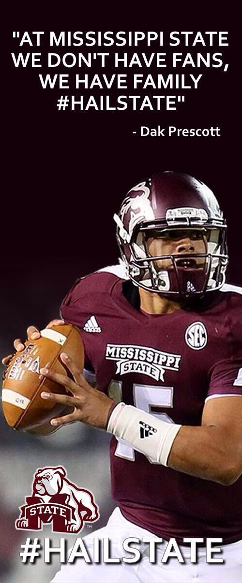 we <3 u Dak Prescott you, and Dan Mullen are the best thing that has come to State football!
