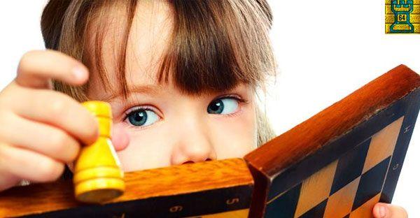 ¿Cómo enseñar a jugar al ajedrez a niños de 3 a 5 años? - Torre 64