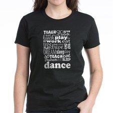 Dance Teacher quote Tee for