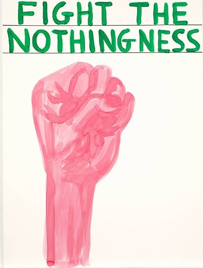 David Shrigley : Turner Prize 2013