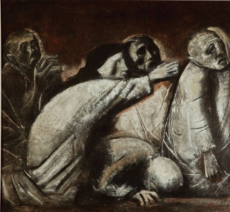 Invocação - Mario Sironi - 1946