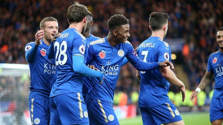 Leicester's Demarai Gray eyeing 'new start' under Claude Puel