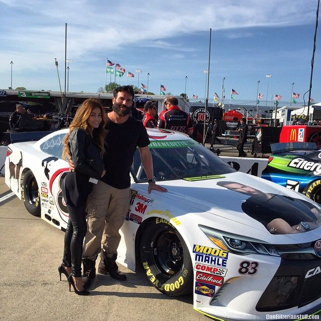 My dad told me the 3 best ways to light money on fire is to invest in movies, sponsor a #NASCAR team and buy a plane. So I did all 3, good thing I'm good at poker @cleatsandcleavage @bkracing_2383   Dan Bilzerian Stuff - Girls, Guns and Supercars