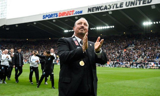 Rafa Benitez says Liverpool games will be 'extra special'