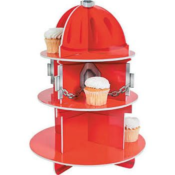 1/ Fire Hydrant Cupcake Holder di Mylittleshopsupplies su Etsy