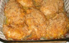 WOW Crispy Cheddar Chicken