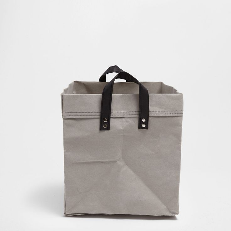 Image 3 of the product Light grey clothes basket