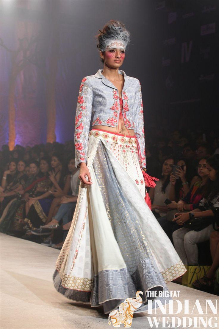 69 best Things to Wear images on Pinterest   India fashion ... Sabyasachi Lakme Fashion Week 2014