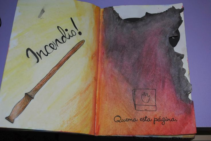 destroza este diario harry potter - Buscar con Google