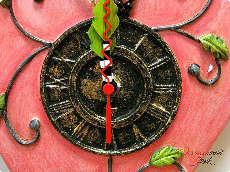 """Настенные часы """"Сердце"""" , часы,подарки, ENESCO, Великобритания"""