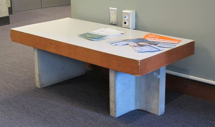 Concrete Furniture Diy Concrete Pinterest