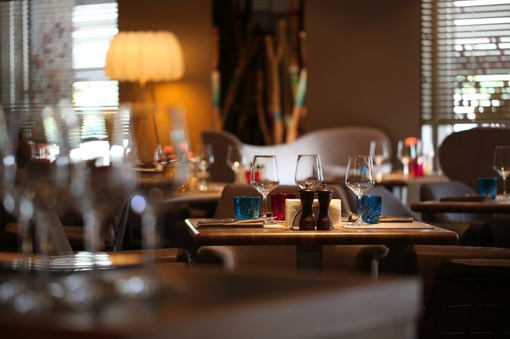 Интерьер ресторана Chicha
