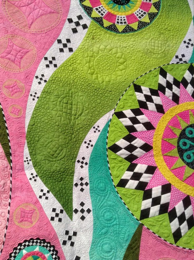 byannelize : Houston International Quilt Festival