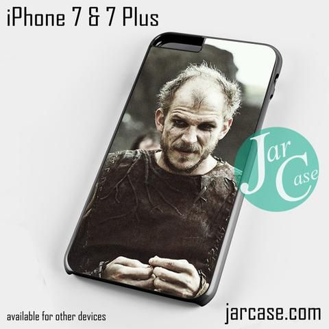 Vikings Floki Phone case for iPhone 7 and 7 Plus