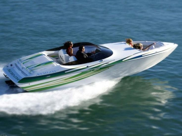 New 2012 Nordic Power Boats 25 Rage High Performance Boat Photos- iboats.com 1