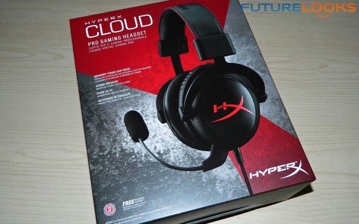 Kingston HyperX Cloud Gaming Headset Review - Futurelooks