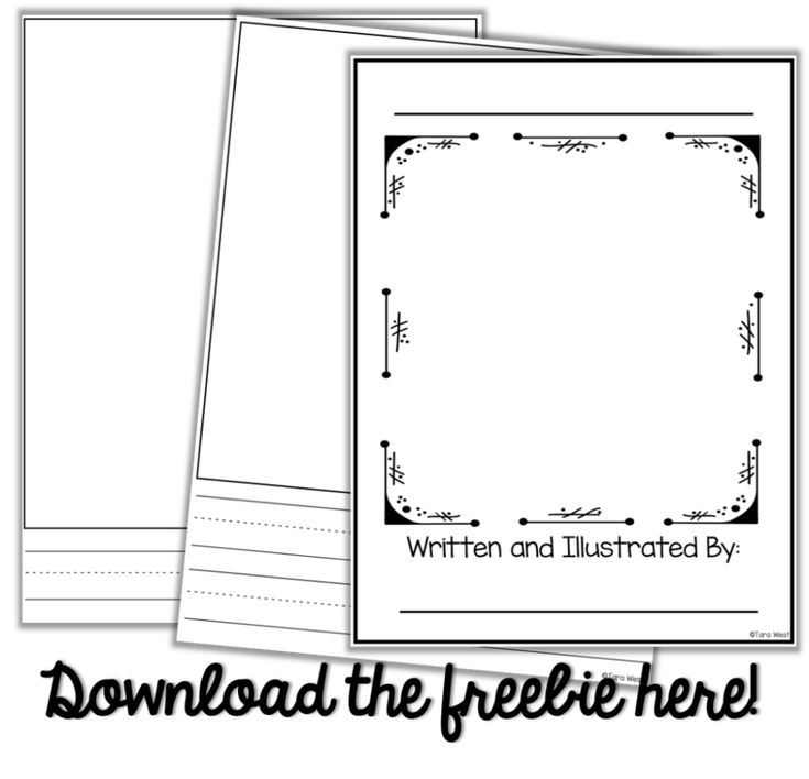 Kindergarten Writing with Lucy Calkins! {download a free