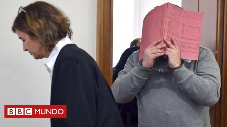 El enfermero alemán sospechoso de haber matado a al menos 84 de sus pacientes - BBC Mundo