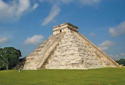 Descubren cenote bajo pirámide de Kukulkán - Grupo Milenio